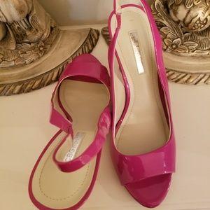 BCBGeneration Shoes - Pink BCBG Generation Slingbacks